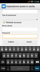 Alcatel One Touch Idol Mini - E-mail - configurazione manuale - Fase 20