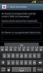 Samsung Galaxy S3 Mini - E-Mail - Konto einrichten (yahoo) - 9 / 13