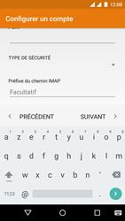 Wiko Rainbow Jam - Dual SIM - E-mail - Configuration manuelle - Étape 12