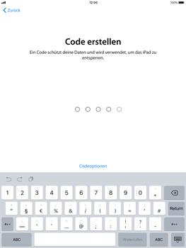 Apple iPad Air 2 - iOS 11 - Persönliche Einstellungen von einem alten iPhone übertragen - 13 / 29