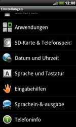 HTC A8181 Desire - Software - Update - Schritt 4