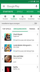 Samsung Galaxy A5 (2017) - Apps - Herunterladen - 7 / 17