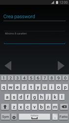 Samsung Galaxy S 5 - Applicazioni - Configurazione del negozio applicazioni - Fase 11