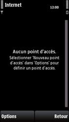 Nokia X6-00 - Internet - configuration manuelle - Étape 8
