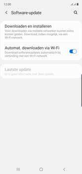 Samsung Galaxy Note 10 - software - update installeren zonder pc - stap 5
