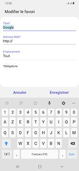 Samsung Galaxy A50 - Internet - navigation sur Internet - Étape 10