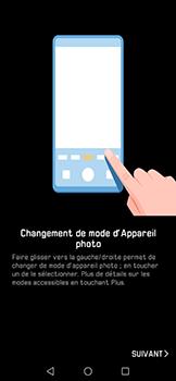 Huawei Mate 20 Pro - Photos, vidéos, musique - Créer une vidéo - Étape 3