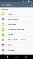 Sony Xperia XA - Applicazioni - Come disinstallare un