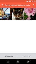 HTC One M8 - E-Mail - E-Mail versenden - 1 / 1