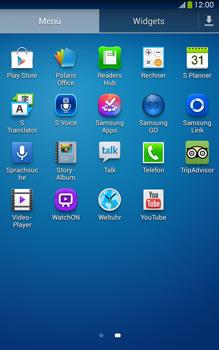 Samsung T315 Galaxy Tab 3 8-0 LTE - Apps - Konto anlegen und einrichten - Schritt 3
