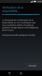 HTC Desire 816 - Premiers pas - Créer un compte - Étape 11