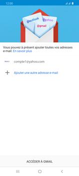 Samsung Galaxy S20 Ultra - E-mails - Ajouter ou modifier votre compte Yahoo - Étape 14