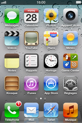 Apple iPhone 4 S - Messagerie vocale - Visual Voicemail - Étape 2