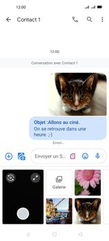 Oppo A72 - Contact, Appels, SMS/MMS - Envoyer un MMS - Étape 22