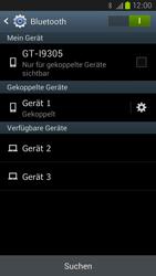 Samsung Galaxy S III LTE - Bluetooth - Verbinden von Geräten - Schritt 8