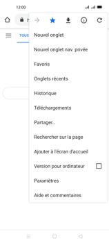 Oppo A72 - Internet et connexion - Naviguer sur internet - Étape 13