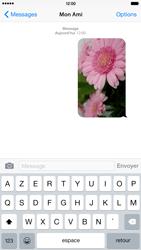Apple iPhone 6 Plus iOS 8 - MMS - envoi d'images - Étape 13