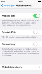 Apple iPhone 5 iOS 7 - internet - activeer 4G Internet - stap 3