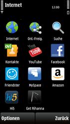 Nokia 5230 - Internet - Manuelle Konfiguration - Schritt 21