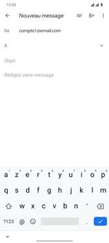 OnePlus 7T - E-mails - Envoyer un e-mail - Étape 5