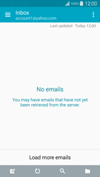 Samsung G900F Galaxy S5 - E-mail - Manual configuration (yahoo) - Step 10