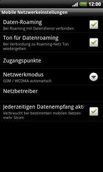 HTC A9191 Desire HD - Ausland - Auslandskosten vermeiden - Schritt 8