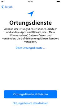 Apple iPhone 6 Plus - iOS 11 - Persönliche Einstellungen von einem alten iPhone übertragen - 20 / 31