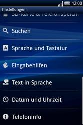 Sony Ericsson Xperia X8 - Software - Update - Schritt 4