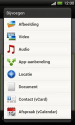 HTC T320e One V - E-mail - E-mails verzenden - Stap 10