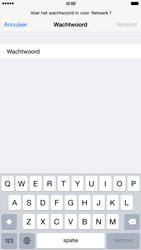 Apple iPhone 6 Plus iOS 8 - Wifi - handmatig instellen - Stap 6