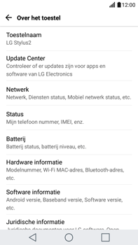 LG K520 Stylus 2 DAB+ - Software updaten - Update installeren - Stap 5