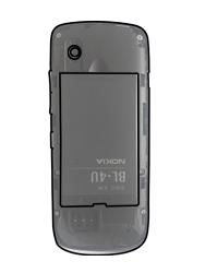Nokia Asha 300 - SIM-Karte - Einlegen - Schritt 6