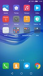 Huawei Y6 (2017) - E-mail - Configuration manuelle (outlook) - Étape 3