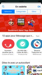 Apple iPhone SE - iOS 10 - iOS features - Envoyer un iMessage - Étape 18