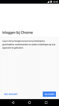 Android One GM5Plus DS - Internet - hoe te internetten - Stap 4