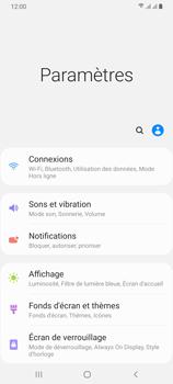 Samsung Galaxy A70 - WiFi - Activez WiFi Calling - Étape 5