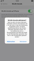 Apple iPhone 7 - iOS 12 - WiFi - WiFi Calling aktivieren - Schritt 7