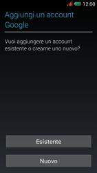 Alcatel One Touch Idol Mini - Applicazioni - Configurazione del negozio applicazioni - Fase 4