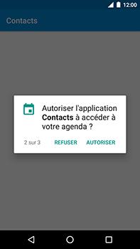 Motorola Moto E4 Plus - Contact, Appels, SMS/MMS - Ajouter un contact - Étape 10