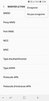 Samsung Galaxy A8 - Premiers pas - Configurer l