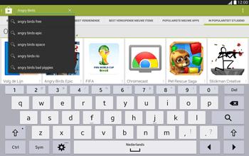 Samsung Galaxy Tab4 10.1 4G (SM-T535) - Applicaties - Downloaden - Stap 15