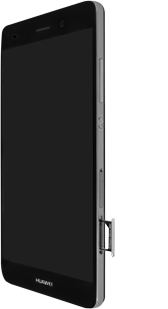 Huawei P8 Lite - SIM-Karte - Einlegen - Schritt 3