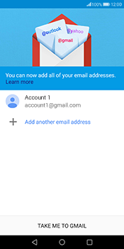 Huawei Mate 10 Pro - E-mail - 032a. Email wizard - Gmail - Step 14