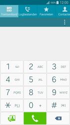 Samsung G925F Galaxy S6 Edge - Voicemail - Handmatig instellen - Stap 4