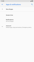 Nokia 8 - Android Pie - Applications - How to uninstall an app - Step 5