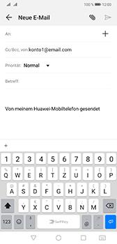 Huawei Mate 20 - E-Mail - E-Mail versenden - Schritt 4