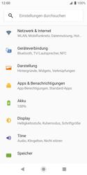 Sony Xperia XZ2 Compact - Netzwerk - Netzwerkeinstellungen ändern - 4 / 9