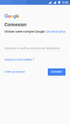 Nokia 3 - Android Oreo - Applications - Créer un compte - Étape 5