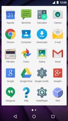 Motorola Moto G 3rd Gen. (2015) - Wifi - handmatig instellen - Stap 2