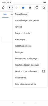 Oppo A9 2020 - Internet et connexion - Naviguer sur internet - Étape 13